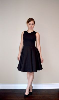 Ein Kleid für Nähanfänger