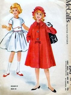 McCall's 5345 by Helen Lee © 1960.