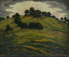(After rain) Landscape Paintings, Landscapes, Art Inspo, Rain, Graphics, Graphic Design, Image, Paisajes, Rain Fall