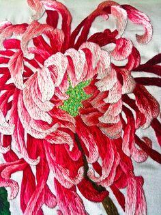 Kasia Jacquot - Textile Folk Artist: Exquisite Korean embroidery
