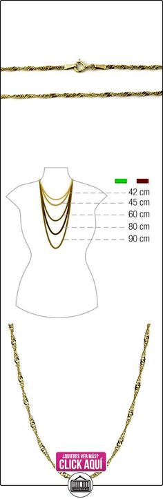 PRINS JEWELS Niños Hombre Mujer  585  oro amarillo 14 quilates (585)  ✿ Joyas para niñas - Regalos ✿ ▬► Ver oferta: https://comprar.io/goto/B01N0N1XGD
