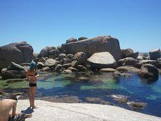 Oudekraal beach, Cape Town, South Africa.