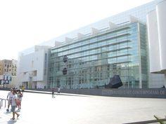 MACBA Museum in Barcelona