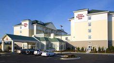 Hilton Garden Inn Outer Banks/Kitty Hawk Hotel, NC - Hotel Exterior