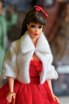 Barbie en Vogue...