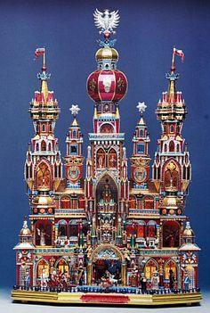 polish christmas cribs | szopka traditonal polish folk art works cited history of polish
