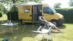 Mijn eigen camper