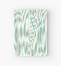 Funky stripes, white and green by ptitsa-tsatsa