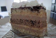 Posna snikers torta recept