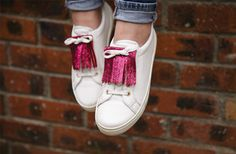 Making Your Own Footwear - 10 DIY Shoes for Comfort and Style Handmade Leather Jewelry, Diy Vetement, Diy Mode, Diy Fashion Accessories, Couture Sewing, Diy For Girls, Sneakers, Marie, Fashion Trends
