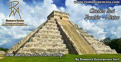 Chichén Itzá, es uno de los principales sitios arqueológicos de lapenínsula de Yucatán, enMéxico, ubicado en el municipio deTinum, en el estado deYucatán. Vestigio importante y renombrado de lacivilización maya, las edificaciones principales que ahí perduran corresponden al periodo denominado clásico tardío o postclásico temprano (800-1100 dC.).