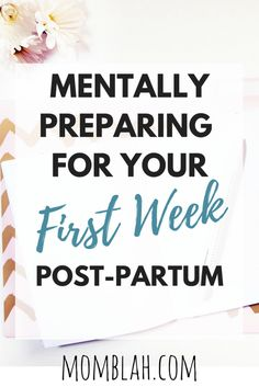 Postpartum Mental health is often overlooked! Breastfeeding, recovery and excitement over a new baby can cause new moms to neglect their...