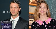 Matthew Goode and Teresa Palmer cast in the TV adaptation of 'A Discovery Of Witches'