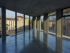Fondazione Giangiacomo Feltrinelli - Milan Jacques Herzog, Windows And Doors, Milan, Traditional, Architecture, Home Decor, Arquitetura, Decoration Home, Room Decor