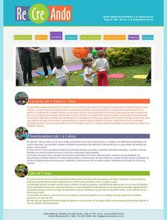 Sitio web institucional - Offline - Diseño y Desarrollo: http://integralmedia.com.ar