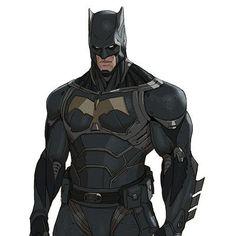 Arkham Legends Adrian Wilkins - Batman Art - Ideas of Batman Art - ArtStation Adrian Wilkins Batman Armor, Batman Suit, Superman, Batman Costumes, Batman Cosplay, Batman Redesign, Univers Dc, Batman Wallpaper, Batman Arkham