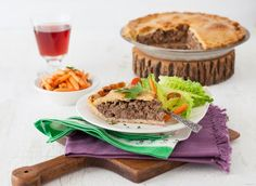 Traditional Tourtière - Canadian Meat Pie at Cooking Melangery