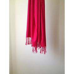 Magenta Shawl, Solid Color Deep Pink Pashmina, Fuchsia Scarf, Magenta... ($20) ❤ liked on Polyvore featuring accessories, scarves, viscose scarves, shawl scarves, oversized scarves, lightweight scarves and wrap shawl