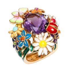 Christian Dior - Diorette Ring