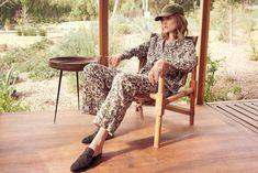 Cotton Pyjamas, Pajamas, Somerset Collection, Chambray, Lounge Wear, Product Launch, Studio, Fashion, Pjs