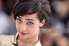 Actress Ruth Negga attends the 'Loving' photocall during the 69th annual Cannes Film Festival at the Palais des Festivals on May 16, 2016 in Cannes, France.