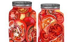 Everlasting meals: Preserve summer with the revelation of canned tomatoes
