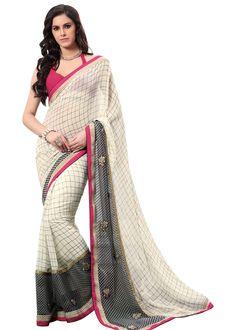 women sarees, saree collection ,  indian designer sarees @ http://ladyindia.com