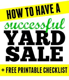 Download This Yard Sale Flyer Template And Other Free Make Your Own Beautiful  HD Wallpapers, Images Over 1000+ [ralydesign.ml]