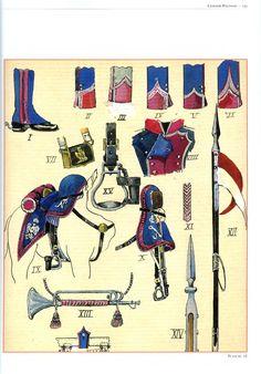 pułk szwoleżerów gwardii cesarskiej/polish lancers of imperial guard