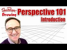 Perspective 101 - an introduction to perspective with Shoo Rayner - YouTube