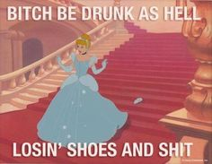 What Drunk Disney Princess Are You...lol