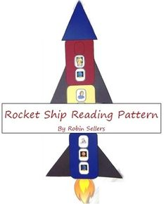 Encourage your students to read using this Reading Rocket Ship. Each time your students meet a goal, add one of the space image cards to a window on your rocket ship. Includes patterns for the bulletin board rockets and individual student rocket ship patterns for a craftivity.