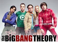 Teorie velkého třesku (Big Bang Theory, The) — série Big Bang Theory Show, The Big Band Theory, Ver Series Online Gratis, Claro Tv, Netflix, Audio Latino, Comedy, Me Tv, Movies Showing