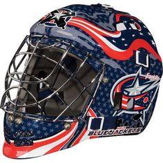 Franklin Sports NHL Mini Goalie Mask, Multicolor