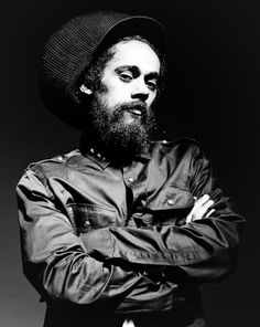 "Celebrity Beard: Damian ""JR Gong"" Marley(Reggae Artist)"