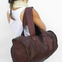 Идея домашнего бизнеса: сумки из старых кожанных курток