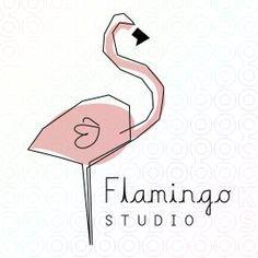 Flamingo studio logo