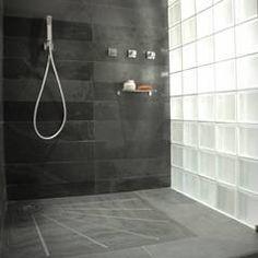 1000 images about salle de bain on pinterest bathroom - Douche italienne beige ...