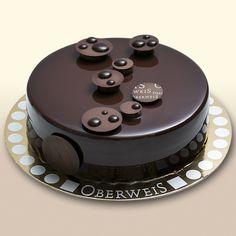 oberweis chocolate | Symphonie Infini / Schokoladenträume / Desserts / Pâtisseries ...
