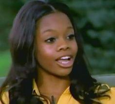 Gabby Douglas on Oprah Winfrey