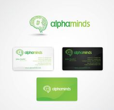 New logo wanted for Alphaminds by reaxur™