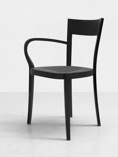 Solid wood chair MN 102 EVA by HENRYTIMI |