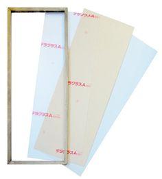 TENUGUI for home decor hinoki cypress frame 90 x 36cm