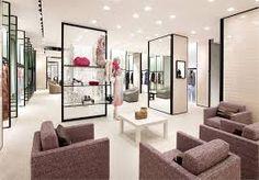 chanel boston store interior - Google Search