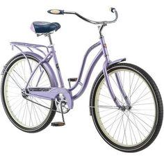 "26"" Schwinn Huntington Women's Cruiser Bike, Lavender Schwinn http://www.amazon.com/dp/B00UQ7JRW4/ref=cm_sw_r_pi_dp_JbDwwb03HVZDY"