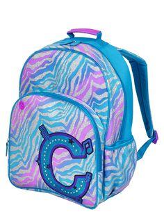Cool Zebra Backpack | Backpacks | Backpacks & School Supplies | Shop Justice