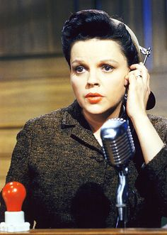 Irene Hoffman recalls her forbidden relationship with a Jewish man in Judgment at Nuremberg (1961). Judy Garland earned an Oscar nomination for Best Supporting Actress.