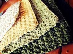 crochet dish cloths crochet washcloths, patterns, washcloth pattern, crochet christmas, craft projects, dish cloth, crochet dishcloths, yarn, christmas gifts