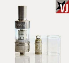 Vapor Joes - Daily Vaping Deals: IN STOCK:  THE ASPIRE ATLANTIS  - $35.99 + FREE JU...