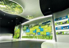 中新生态环保展厅设计//艺博堂设计 设计圈 展示 设计时代网-Powered by thinkdo3